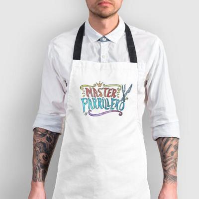Delantal cocina master parrillero