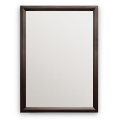 Espejo para baño 56x76,5 café