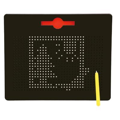 Juego didáctico tablero magnético para dibujar 2d