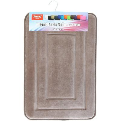 Piso para baño 12mm  rectangular 40x60 beig