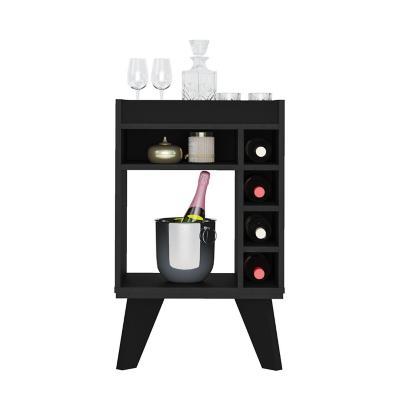 Bar drink negro 45,5 x 32 x 72,5 cm