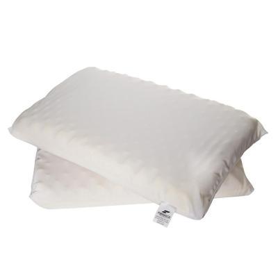 Pack 2 almohadas viscoelásticas 50x70 cm