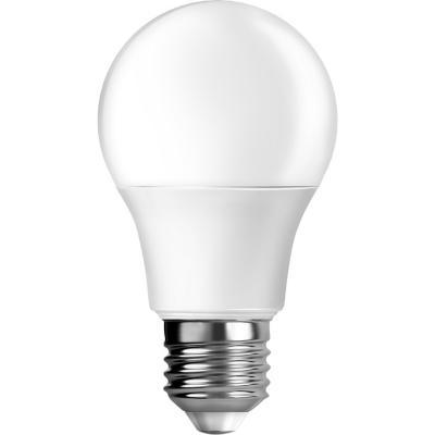 Ampolleta led E27 A60 9W luz fría