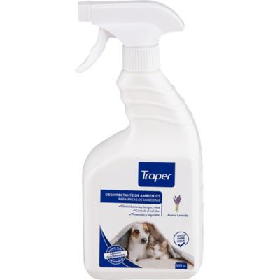 Desinfectante para ambiente de mascota 500 cc