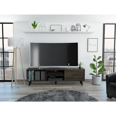 "Rack TV 70"" 180x52,5x35 cm coñac"