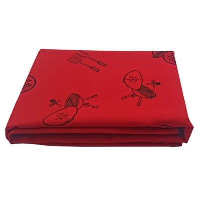 Mantel Rojo Asado 148X160 FFPP 2020