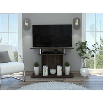 "Mesa TV 40"" 68,4x99,5x40,3 cm coñac"