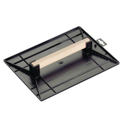Llana rectangular de plástico 42x28 cm