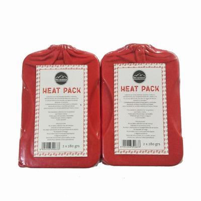 Pack 2 bolsa de calor 280 gr