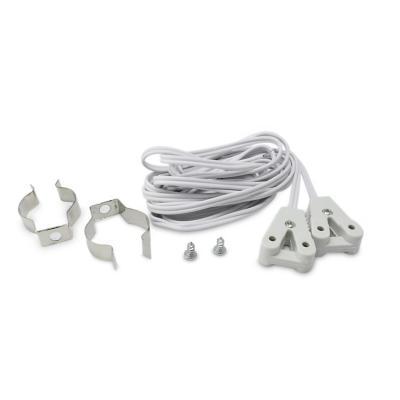 Kit de instalación para tubos led t8
