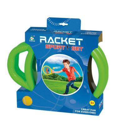 Juego de raquetas + pelota