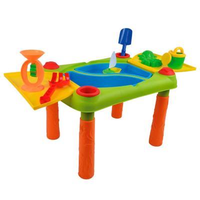 Set mesa de juego arena y agua