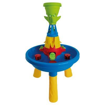 Set mesa de agua 73 cm altura multicolor