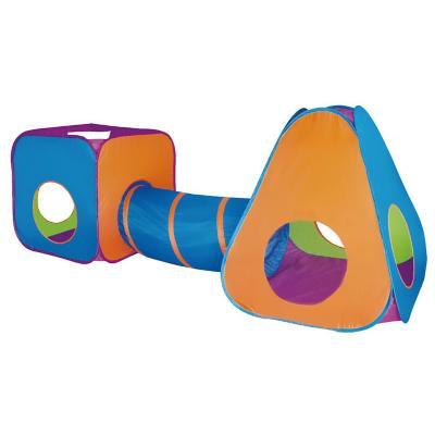 Túnel con carpa para pelota 365x95x100 cm