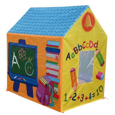 Carpa casa escuela 95x72x102 cm