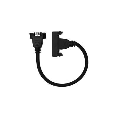Conector HDMI cordón 25cm s44 carbón