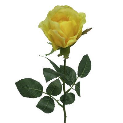 Vara Rosa Mia 62 cm amarillo
