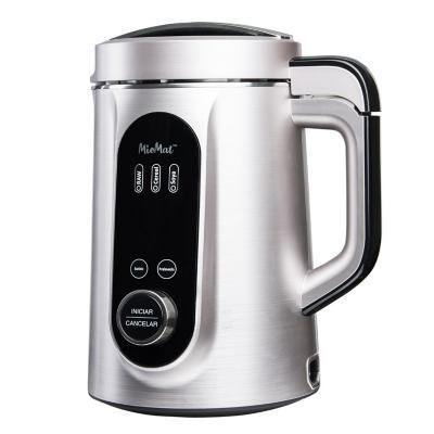 Máquina para leches vegetales 1000w 1,3 litros