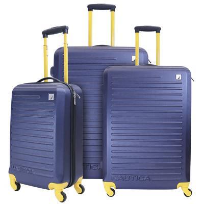 SET maletas tide beach azul-amarillo L+M+S