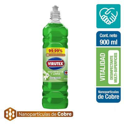 Limpiador desinfectante con nano partículas cobre vitalidad 900 ml