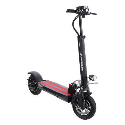 Scooter eléctrico max 350 plegable negro