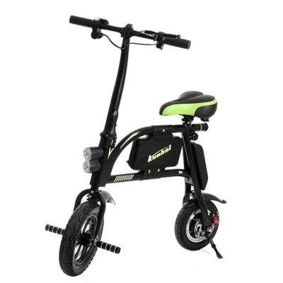 Bicicleta eléctrica kunhai aro 12 negro