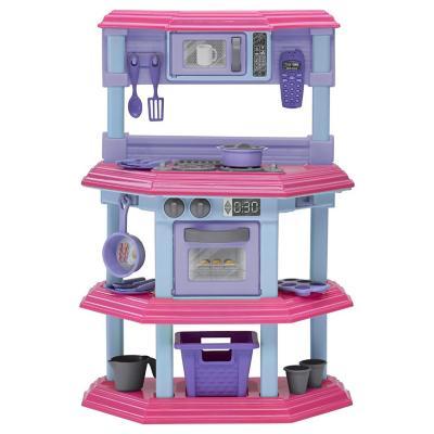 Cocina de juguete dulces