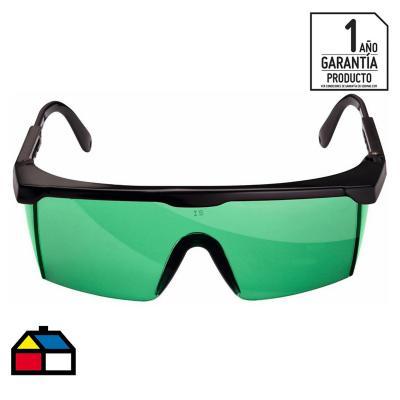 Anteojos para láser verde