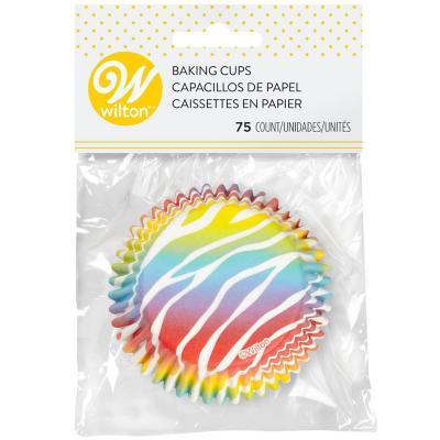 Capsula papel para cupcake 75 unidades