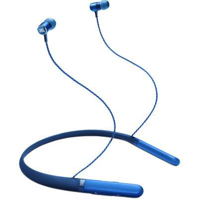 Audífono bluetooth azul