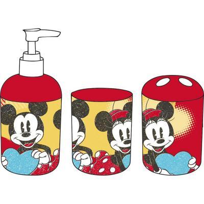 Set de baño unisex 3 piezas