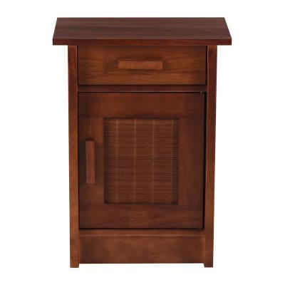 Velador 1 cajón 35x63,5x45 cm