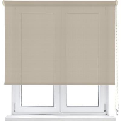 Cortina enrollable sun screen 75x190 cm beige