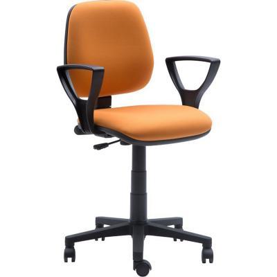 Silla PC 57,5x100x45 cm naranja