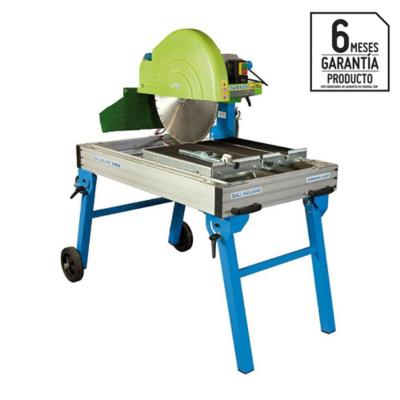 Mesa cortadora materiales con disco 500 mm 4 HP