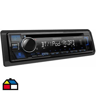 Radio auto KDCMP375BT Bluetooth CD USB