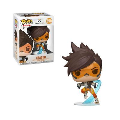 Figura Pop Games Overwatch - Tracer (Ow2)