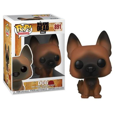 Figura Pop Tv Walking Dead Dog