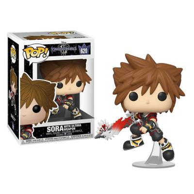 Figura Pop Disney Kingdom Hearts 3 S2 Sora W Ultimate Weapon