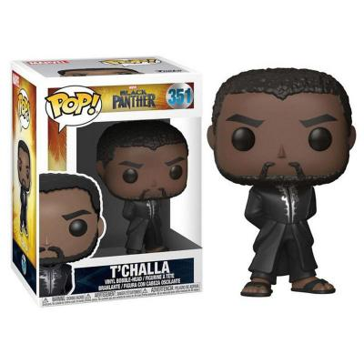 Figura Pop Marvel Black Panther - Black Panther Robe