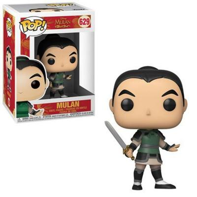 Figura Pop Disney Mulan - Mulan As Ping