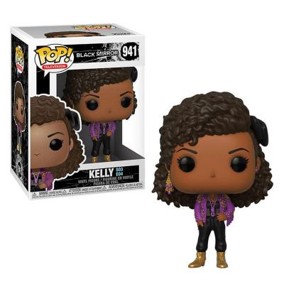 Figura Pop Tv Black Mirror Kelly