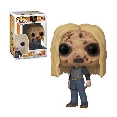 Figura Pop Tv Walking Dead Alpha W Mask
