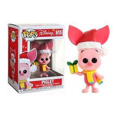 Figura Pop Disney Holiday Piglet