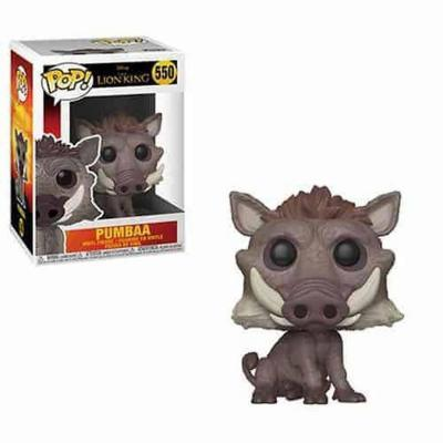 Figura Pop Disney The Lion King Live Action Pumbaa