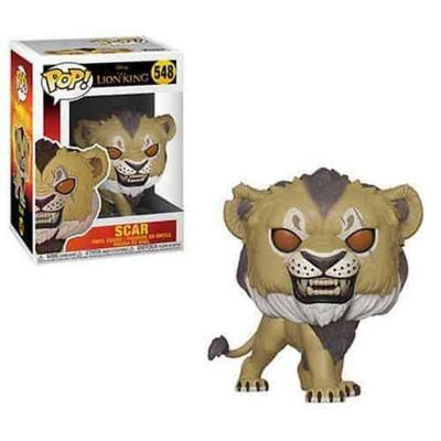 Figura Pop Disney The Lion King Live Action Scar