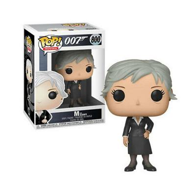 Figura Pop Movies James Bond S2 M