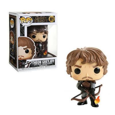 Figura Pop Tv Got Theon W Flaming Arrows