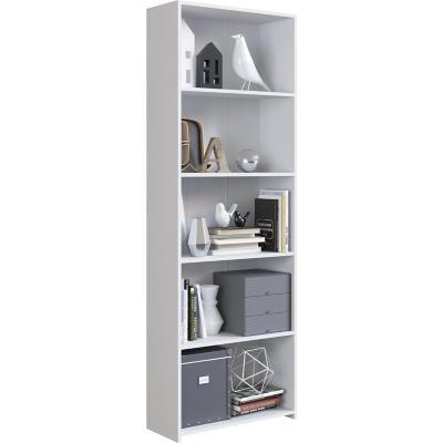 Organizador vertical 63x182,4x26 cm blanco