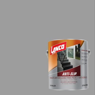 Esmalte antiderrapante (anti-slip) gris 1 galón
